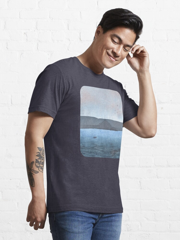 Alternate view of Berwick Law and Craig Leith, November 2018 Essential T-Shirt