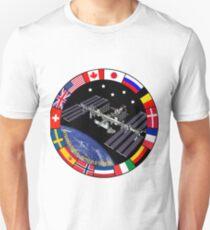 ISS Composite Logo Unisex T-Shirt