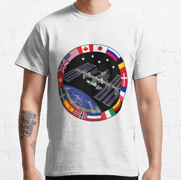 ISS Composite Logo Classic T-Shirt