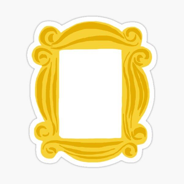 Door Frame Sticker