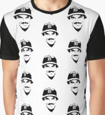 Thomas Magnum  Graphic T-Shirt