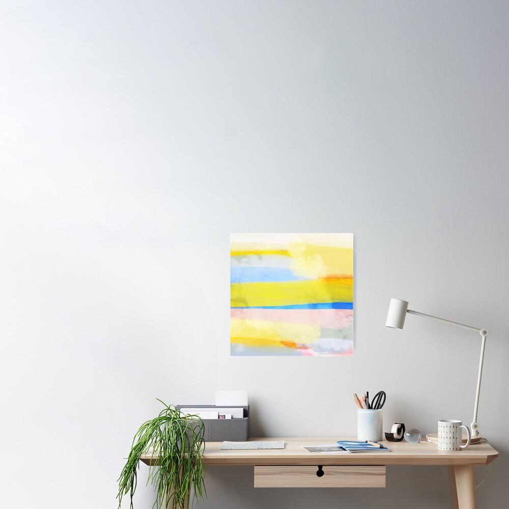 Swipes of sunlight Poster