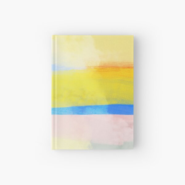 Swipes of sunlight Hardcover Journal