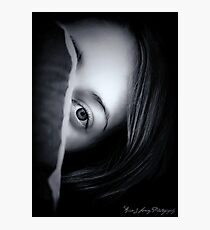 The Eyes have it Photographic Print