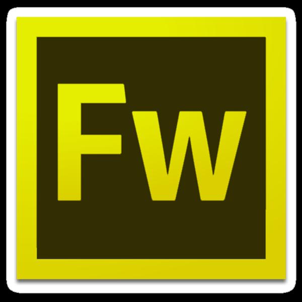 Fire Works CS6 Logo by Kingofgraphics
