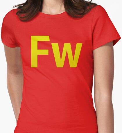 Fire Works CS6 Letters T-Shirt