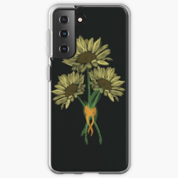 Sunflower Bouquet Samsung Galaxy Soft Case
