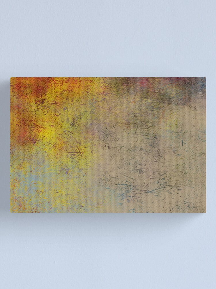 Alternate view of Grungy mood Canvas Print