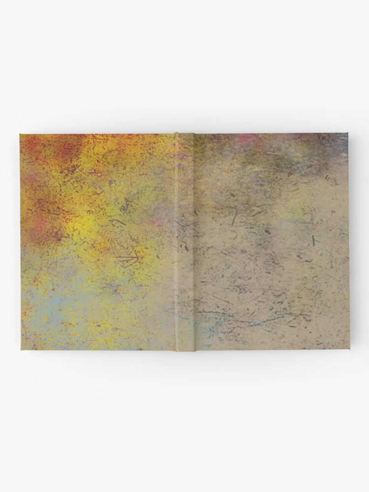 Alternate view of Grungy mood Hardcover Journal