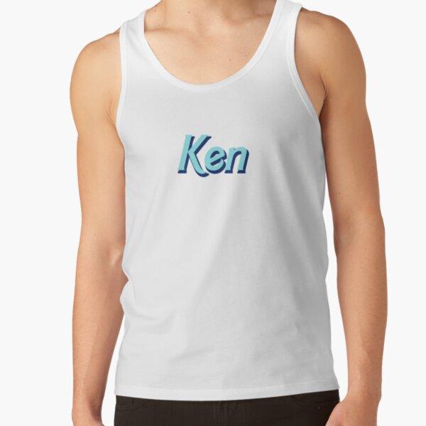 Ken, couples, couple, le sien et le sien, barbie, barbie et ken Débardeur