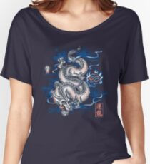 FALKOR FOLKLORE Women's Relaxed Fit T-Shirt