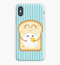 Hug the Egg iPhone Case