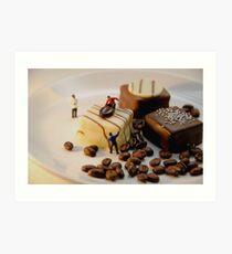 Cake decorators II Art Print