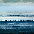 Sydney Skyline by Dilshara Hill