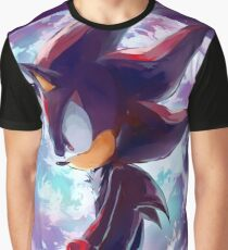 Shadow the Hedgehog Graphic T-Shirt