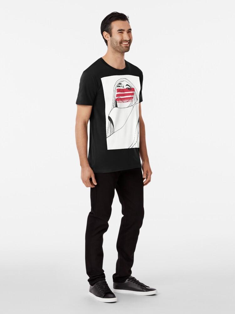 Alternate view of ICON LINE Premium T-Shirt