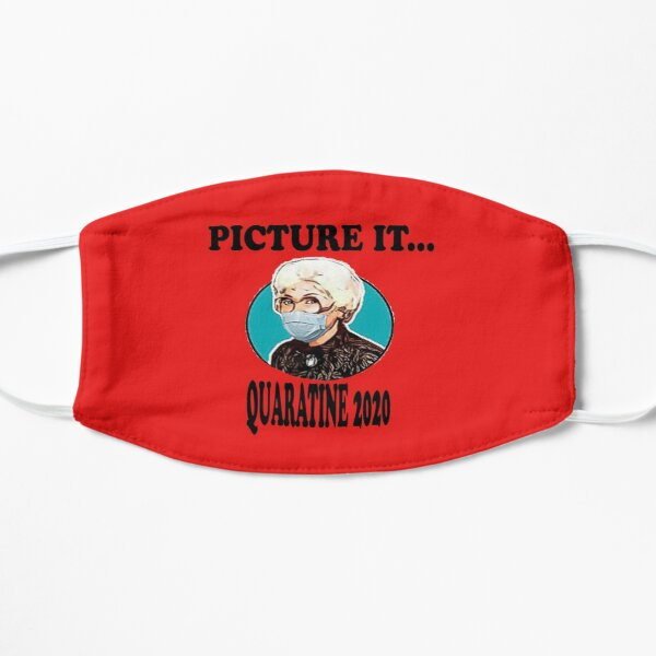 Picture It... Quaratine 2020 Mask