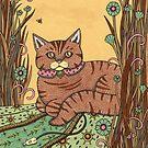 Cecil's Garden by Anita Inverarity