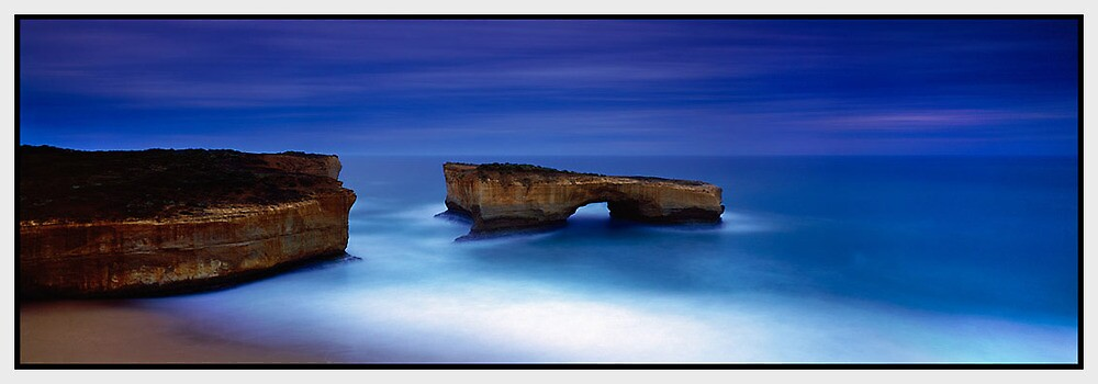 Suspended in Time, Port Campbell VIC by Chris Munn