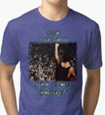 Drake - Club Paradise 2 Tri-blend T-Shirt