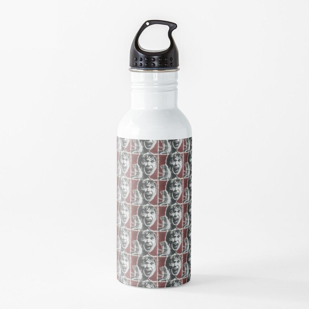 Psycho Movie (1960) - Fan Art - Alfred Hitchcock Water Bottle
