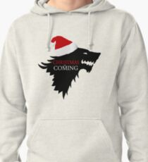 Christmas is coming Pullover Hoodie