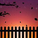 Sunset by Alex Greenhead