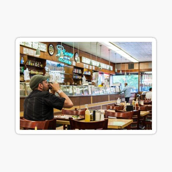 Katz Cafe Sticker