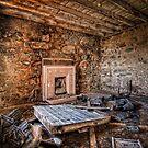 Modern Fireplace by hebrideslight