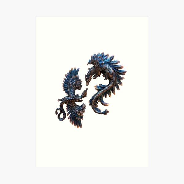 Thorn and Splinter Art Print