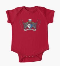 Venkman Family Crest One Piece - Short Sleeve