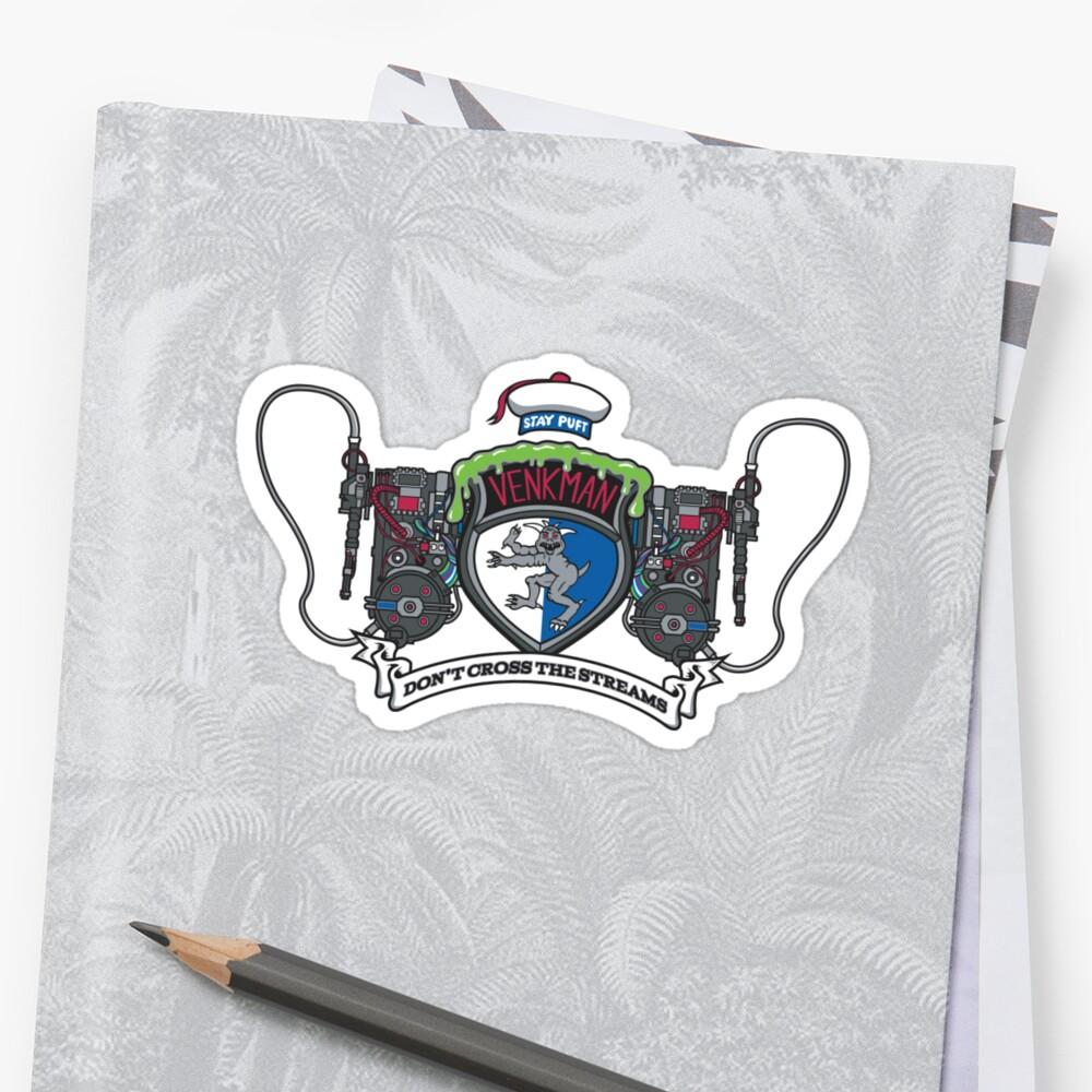Venkman Family Crest by TheBensanity