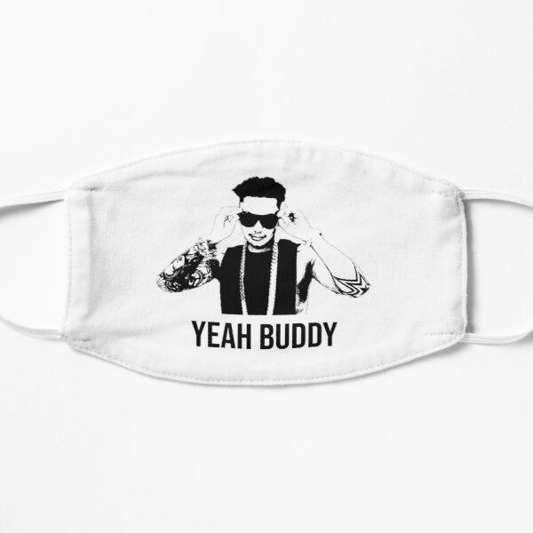 Pauly D Yeah Buddy JS Mask