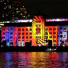 "Colours of Sydney by Warlito ""Alét"" Mayol"