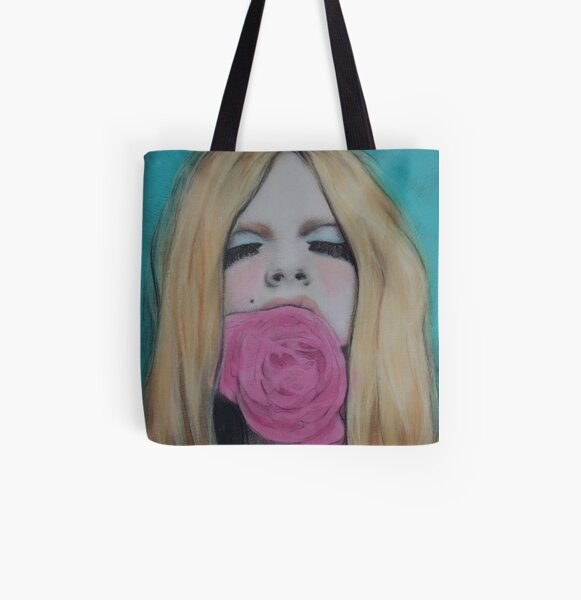 """Thorned"" All Over Print Tote Bag"
