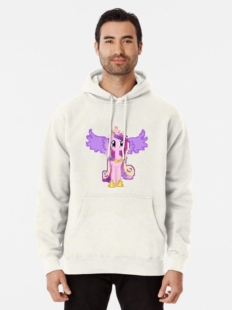 T shirt 'Princesse Cadance Pixel Mon Petit Poney Brony Pegasister' par FlutterMuffins