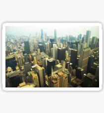 Chicago Highrise Sticker