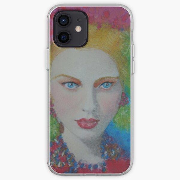 """""""Vogue Vixen"""" iPhone Soft Case"""