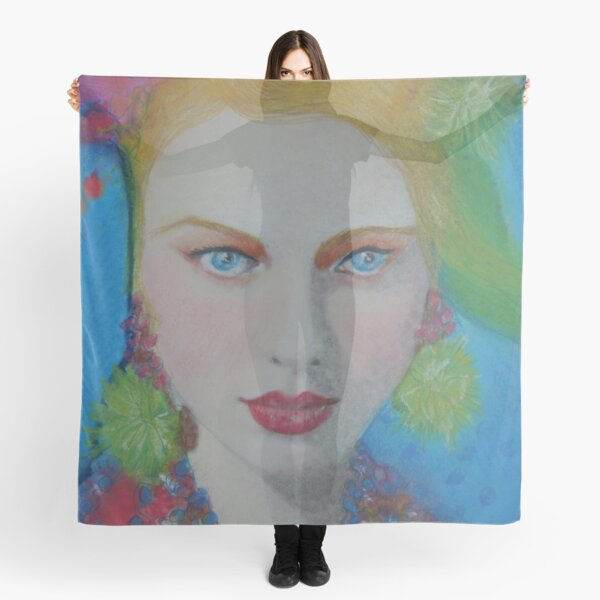 """Vogue Vixen"" Scarf"