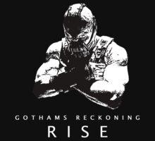 BANE - Gotham's Reckoning - RISE