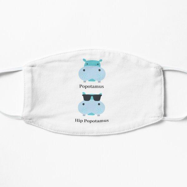 Hip Popotamus Flat Mask