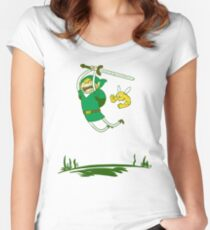 A Hero Women's Fitted Scoop T-Shirt