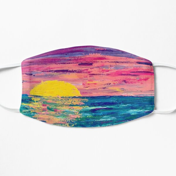 Sunrise, Sunset Mask