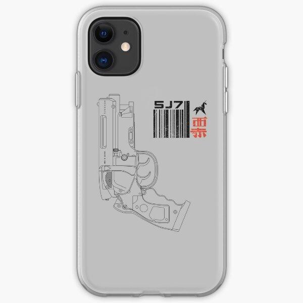 Blaster iPhone Soft Case