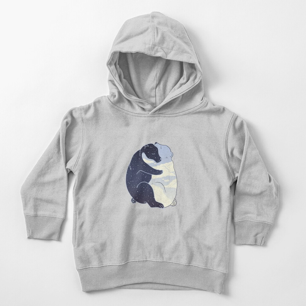 Day and Night Toddler Pullover Hoodie