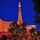 Vegas Night Lights by kentuckyblueman