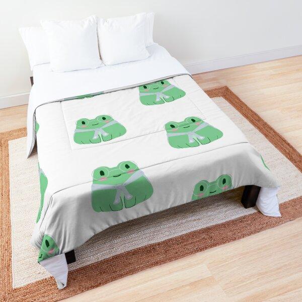 Frog Patton Comforter