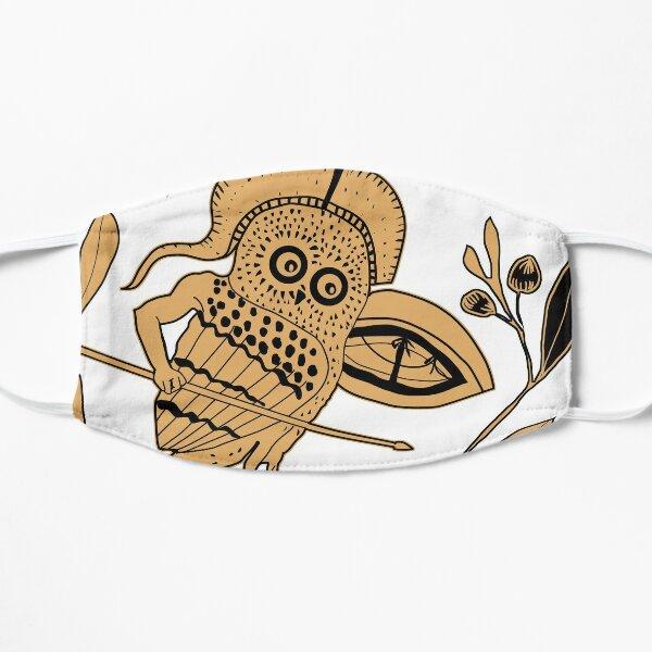Hoplite Owl Flat Mask