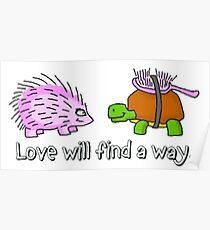 Love always wins Poster