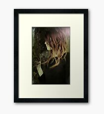 It's all about Leayah Framed Print